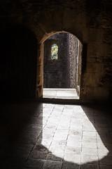 Doune arches (KClarkPhotography) Tags: scotland travel kclarkphotography doune castle arches window stone