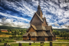 Heddal Stav church
