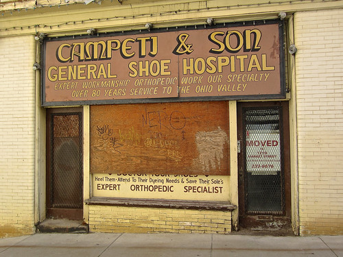 Campeti and Son, Wheeling, WV