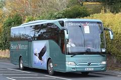 BL16FZZ  Shaws, Whitley (highlandreiver) Tags: bl16fzz shaws coaches whitley yorkshire mercedes benz tourismo bus coach carlisle cumbria