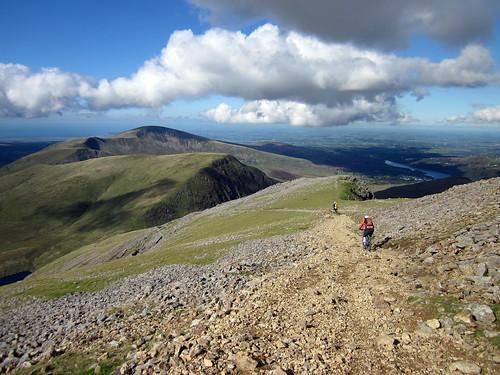 The Snowdon Ranger Path