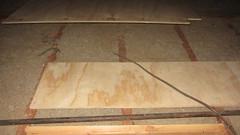 IMG_1445 attic scuttlehole south walk board (ceztom) Tags: march 14 2016 home goleta new scuttlehole attic