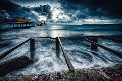 Foreboding (RTA Photography) Tags: rta photography paignton foreboding sea sky devon waves