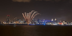 Mersey Wave 3343 (Chris Galvin Photography) Tags: liverpool liverpoolwaterfront threegrace fireworks pierhead bonfirenight riveroflight rivermersey liverbuilding
