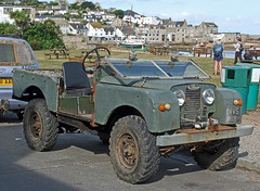 1954 Land Rover (geoff7918) Tags: landrover stmarys islesofscilly