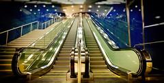 Rolltreppe (Ralf Westhues) Tags: rolltreppe underground kln cologne ubahn kartuserhof