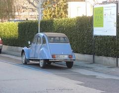 Citroën 2CV (regular carspotting) Tags: citroën 2cv citroen french classic car