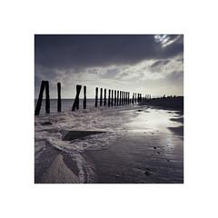 Spurn (Furious Zeppelin) Tags: ©furiouszeppelin ©fz spurn point east yorkshire groynes sea beach storm sand