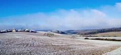Ruhe  Silencen (gerhard.boepple) Tags: winter landschaft ruhe unterfranken bayern deutschland germany bavaria wrzburg dezember silence peacefull