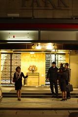 お疲れさま、お先 (fukapon) Tags: girl people k3 smc pentax a 50mm f12 smcpa50mmf12 弘前 hirosaki 青森 aomori 弘前パークホテル