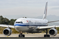 Air China - Airbus A340-300 - B-6503 (j.borras) Tags: airplane spotting barcelona bcn lebl takeoff departing rwy25l airbus a340 300 air china b6503