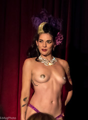 0E3A8848 (EddyG9) Tags: gateaux thebiggateauxshow burlesque dancer pasties lingerie gogo mcgregor gogomcgregor costume sexy butt boobs neworleans louisiana 2016 hot people performer indoor music cocktails women nude topless