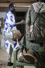 Baye Fall Wedding (muckster) Tags: africa bayefall chanting dakar dancing drumming senegal wedding yoff baye goor