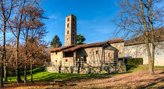 Chiesa dei Santi Pietro e Paolo (rasocarlo66) Tags: viafrancigena francigena chiesabollengo chiesasanpietroepaolo bollengo