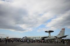 USAF E-3 in Yokota Friendship Festival 2015: 2 (ykanazawa1999) Tags: usaf e3 yokota airbase fussa tokyo japan