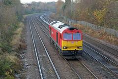 60074 Hexthorpe, Doncaster (DieselDude321) Tags: 60074 class 60 db dbs schenker cargo 0e23 0840 toton tmd belmont down yard hexthorpe junction doncaster south yorkshire