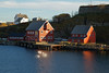 from Bronnoysund to Svolvaer #26 (S amo) Tags: norvege norway hurtigruten bronnoysund svolvaer mer sea eau water maison house maisonrouge redhouse red rouge
