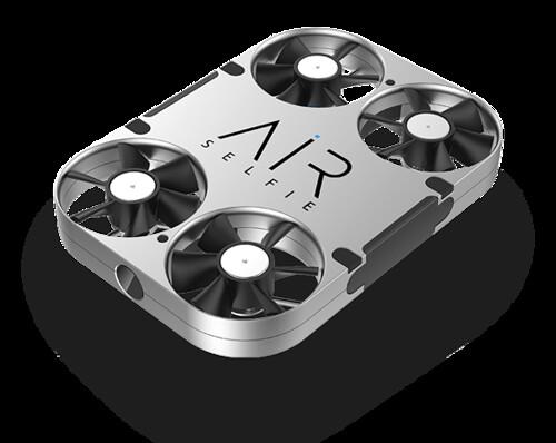 Карманный дрон для селфи AirSelfie