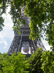 day twelve: eiffel tower (dolanh) Tags: champdemars france eiffeltower paris toureiffel