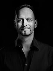 www.frankfurt-raw.com (jankocovski) Tags: portrait people blackandwhite male studio raw hardlight