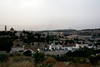 Sunset view from Giv'at Hananya, Jerusalem