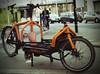 vélo lomo (L.la) Tags: urban bike lyon wideangle olympus vélo fauxlomo ep1 soligor digitallomo grandangle
