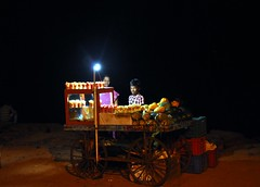 Fruits of Labour (saanchi85) Tags: street night pondicherry