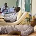 UNAMID leadership visit victims of ambush