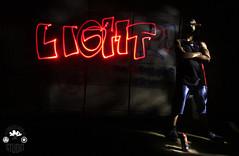the painter of light (Javi Cantero Fotografía) Tags: light people lightpainting luz night canon dark eos graffiti noche sombra 7d nocturna hiphop tamron nit llum 1024 treecloud pintarconluz