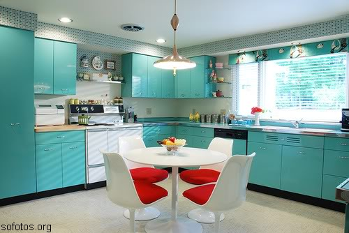 Cozinhas decoradas fotos