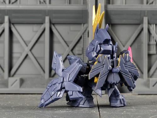 Unicorn Gundam 02  Banshee