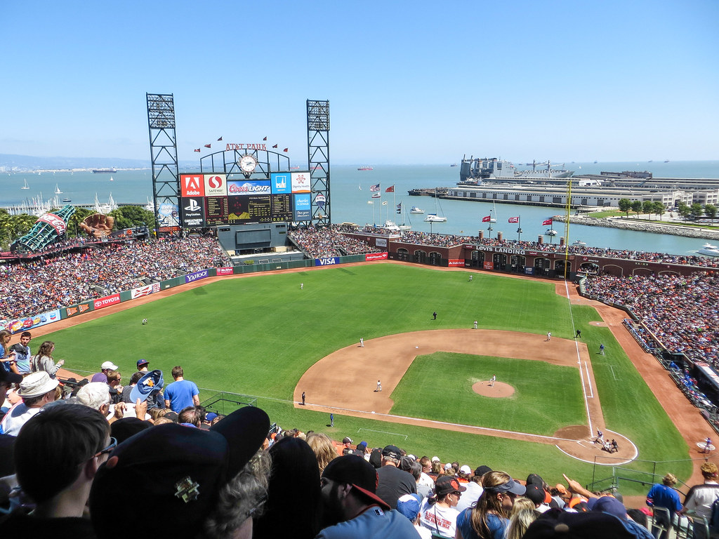 AT&T Park from the View Reserved Seats by donjd2, on Flickr
