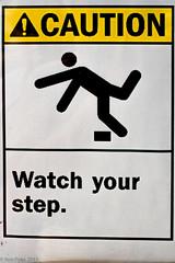 Stick men in peril 5 (R A Pyke (SweRon)) Tags: man men sign danger warning stick peril sweron 45862013072320130723
