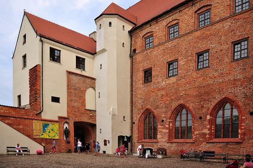 Pomeranian Dukes' Castle in Darłów 6