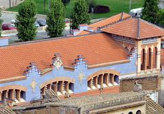 Antic escorxador- Museu de Tortosa (Marlis1) Tags: modernisme jugendstil modernista marlis1 canong9 catalunyaspainmarliestortosa museudetortosa anticescorxadordetortosa