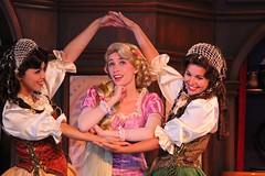 Disneyland (insidethemagic) Tags: show ride disneyland anaheim themepark