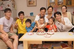 DSC08654 (小賴賴的相簿) Tags: birthday family sony 台灣 台北 生日 家庭 全家福 爸爸 生日快樂 1680 小蔡 a55 單眼 1680mm 蔡斯 slta55v anlong77 小賴家 小賴賴