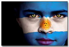 ARGENTINA,   (willyfenutzini) Tags: people playing latinamerica southamerica boys argentina argentine childhood smiling dedication loving fun fan support child audience flag soccer happiness pride celebration lad teenager facepaint devotee patriotism excitement success spectator winning following determination loyalty nationalistic fanatic littleleague adolescence ecstatic facialexpression stagemakeup youthculture argentineflag apostle sportsteam humanhead fanatical jingoistic footballfan nationallandmark teenagersonly soccerworldcup southamericanculture