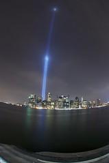 A Tribute in Light (Valerio_B) Tags: nyc newyorkcity brooklyn 911 wtc gothamist neverforget valeriob atributeinlight