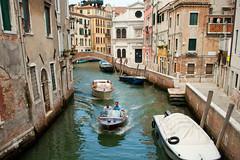 Venice Canal (jimj0will) Tags: venice italy water boats italia canals worldheritagesite waterways veneto jimj0will jimjowill