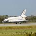 200802200002HQ  Space Shuttle Atlantis (STS-122) Lands