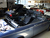 BMW 1600 02 Vollcabrio Original-Line Renolit-flexglas Verdeck Montage
