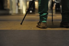 The photographer's feet (adewale_oshineye) Tags: moments afszoomnikkor2470mmf28ged