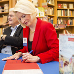 """<b>Callista Gingrich Book Signing_100513_0024</b><br/> Photo by Zachary S. Stottler Luther College '15<a href=""""http://farm6.static.flickr.com/5479/10181161966_ca27940bd6_o.jpg"""" title=""""High res"""">∝</a>"""