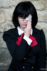 Mei Misaki (Another) (fabnol) Tags: france anime costume cosplay another 2013 meimisaki