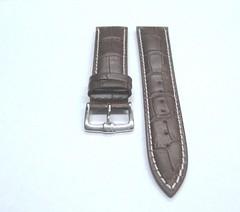 20mm Italia Leather Watch Strap Band for Invicta Ws Brown (karabaaa19) Tags: brown leather for italia watch band strap 20mm invicta ws