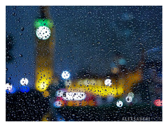 Parliamentary Precipitation 2 (alex saberi) Tags: london alex wet water rain reflections refraction soaked saberi