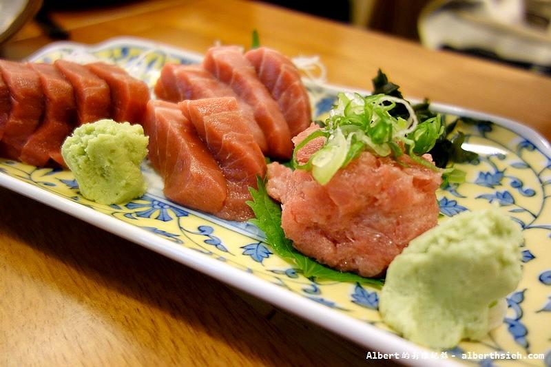 台北中山.小六食堂:生魚片