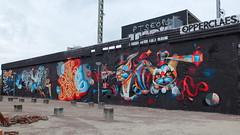 Minimall Hofbogen Rotterdam - Virus-June-Zenk One (oerendhard1) Tags: street urban 3 streetart art june one graffiti rotterdam large science virus minimall zenk exra hofbogen opperclaes