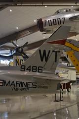 FJ-4_Tail_Side1 (AJ's Airplanes) Tags: fury exhaust nationalnavalaviationmuseum fj4
